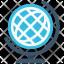 Table Globe World Icon