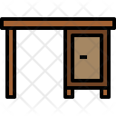 Table Furniture House Icon