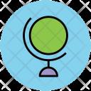 Table Globe Earth Icon