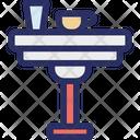Depot Repository Storage Icon