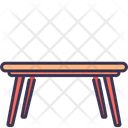 Table Diner Furniture Icon