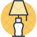 Table Lamp Room Icon