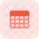 Table Grid Spreadsheet Icon