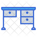 Table Furniture Households Icon