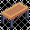 Table Desk Tabletop Icon