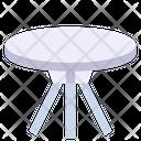 Table Design Wood Icon