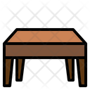 Table Homeware Household Icon