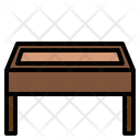 Table Household Living Room Icon