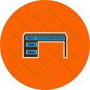 Table Business Tool Icon