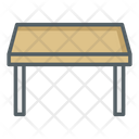 Table Equipment Furniture Icon