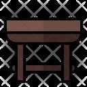 Table Furniture Desk Icon