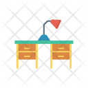 Table Working School Icon
