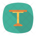 Table Meeting Furniture Icon