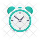 Table Clock Hour Time Icon