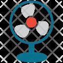 Air Fan Pedestal Icon