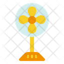 Cooler Fan Table Fan Icon