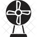 Cooler Fan Table Icon