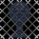 Fan Electric Ventilator Icon