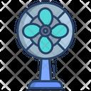 Table Fan Fan Pedestal Fan Icon