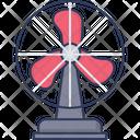 Fan Air Ventilation Icon