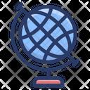 Globe Table Globe Office Globe Icon