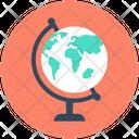 Table Globe Globe School Globe Icon