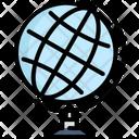 Globe World Education Icon