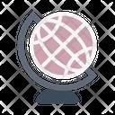 Globe Office World Icon