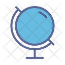 Map Atlas Office Icon