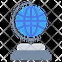Table Globe Globe Earth Icon