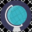 Table Globe Icon
