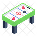 Air Hockey Table Hockey Table Game Icon