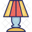 Table Lamp Lamp Room Lamp Icon