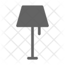 Table Lamp Light Icon