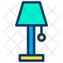 Table Lamp Icon