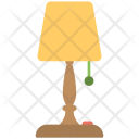Table Lamp Bedside Icon