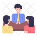Table Meeting Icon