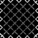 Tablecloth Napkin Kitchen Icon
