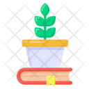 Potted Plant Table Pot Table Plant Icon