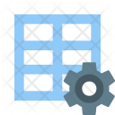 Table Properties Icon