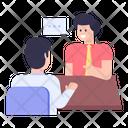 Table Talk Icon