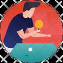 Table Tennis Tennis Olympics Sports Icon