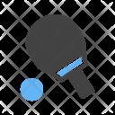 Table Tennis Table Tennis Icon