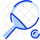 Ping Pong Ball Table Tennis Icon
