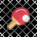 Pingpong Table Tennis Icon