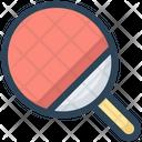 Education Racket Game Icon