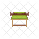 Tabletennis Sport Game Icon