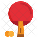 Table Tennis Ping Pong Game Icon