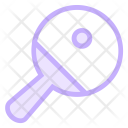Ball Racket Tennis Icon