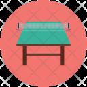 Table Tennis Sports Icon